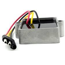 amazon com voltage regulator rectifier for polaris classic edge