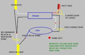 how to wire a ceiling fan with remote ceiling fan remote with 2 wires doityourself com community forums