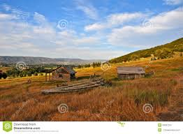 little house on the prairie stock photo image 43087334