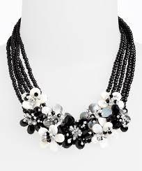 black necklace images Black necklaces bitsy bride jpg