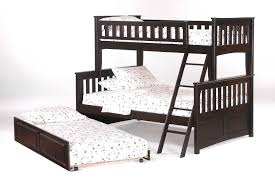 Twin Bunk Bed With Trundle Twintwin Bunk Bed With Twin Trundle - Twin over full bunk bed trundle