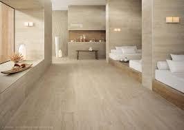 image of porcelain tile that looks like wood bathroom bathroom