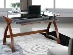 office corner white computer desk designs for home and cpu