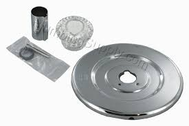 Replace Moen Shower Faucet Chrome Tub Shower Trim Kits For Delta Valley And Moen