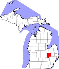 Map Michigan File Map Of Michigan Highlighting Genesee County Svg Wikimedia