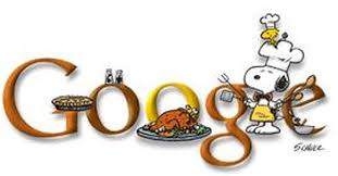 thanksgiving logo 2009 snoopy and woodstock go peanuts for