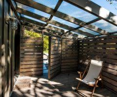 melbourne pergola roof ideas deck contemporary with victorian