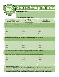 campaign toolbox real food challenge