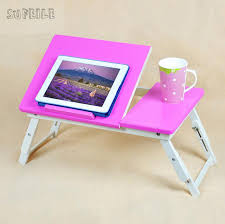 basic lap table bed tray sufeile portable lapdesks folding laptop table foldable household