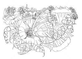Le Papillon Grand Mars changeant Anne dOrion