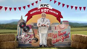 kfc thanksgiving menu kfc u0027s latest colonel sanders is comedian and pocket enthusiast