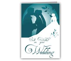 best wishes for wedding card personalized best wishes wedding card giftsmate