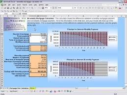 Excel Mortgage Calculator Template Mortgage Calculator Free Mortgage Calculator For Excel
