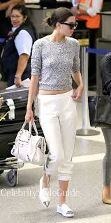 jenner sweater kendall jenner lax airport july 10 2014 kendall jenner on