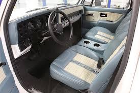 2002 Chevy Silverado Interior Diy Chevy Truck Projects C10 Custom Interior Installation
