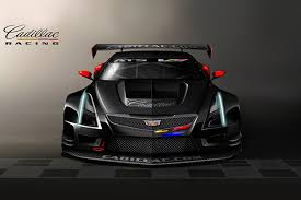 press release cadillac ats vr ready for race debut cadillac v