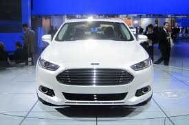 new ford mondeo revealed at detroit news auto express