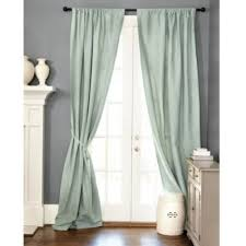 Burlap Drapery Cotton Twill Panel Fully Lined Only 108