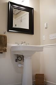 8 best pedestal bathroom sink images on pinterest pedestal sink