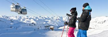 three valleys resorts skiing three valleys in the french alps in