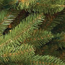 buy the 7 5 ft pre lit dunhill fir artificial