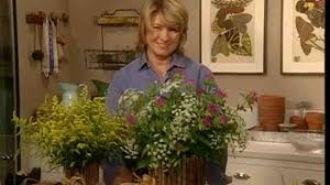 Wildflower Arrangements Video Wildflower Arrangements In Twig Vases Martha Stewart