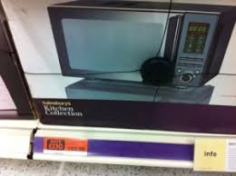 sainsburys kitchen collection sainsbury s kitchen collection 23l combi microwave 69 hotukdeals