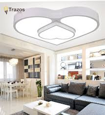 Ceiling Lights For Dining Room by Twin Hearts Led Ceiling Light U2013 Gd Traders Wholesale Deal Alerts