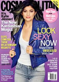 cosmopolitan kylie jenner poses for her first cosmopolitan cover