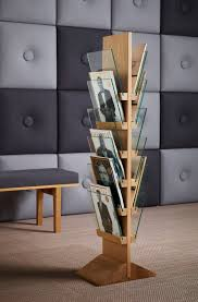 Shelf Floor L Magazine Shelf Contemporary Oak Birch Front By L