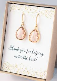 bridal gifts 26 affordable bridesmaid gift jewelry ideas the overwhelmed