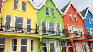 Painted Houses Bbc Radio 4 Brightly Painted Houses Open Country Lighthouses