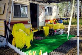 Australian Easter Decorations by Stake Outs And Themed Decorations The Secret World Of Riverland