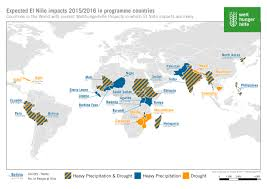 World Hunger Map by