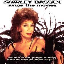 album commercial u0027shirley bassey sings the movies u0027 shirley