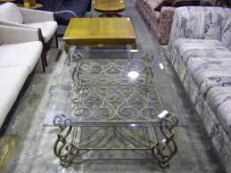 coffee table marvelous metal glass coffee table wood and metal