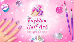 app shopper fashion nail art designs game pink nails manicure