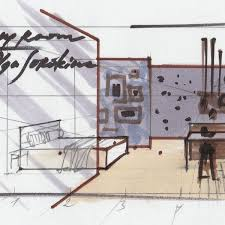 interior sketching with markers video courses book u0026 blog