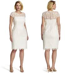 plus size wedding dress spotlight lace cap sleeve dress from