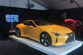 2017 lexus coupes monaco international motor show siam 2017 salon international de