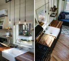 this light filled tiny house is made almost entirely reclaimed