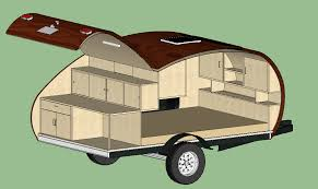 teardrop camper layouts images reverse search