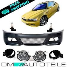 bmw e46 coupe parts bmw e46 front bumper sport look coupe convertible fog lights m