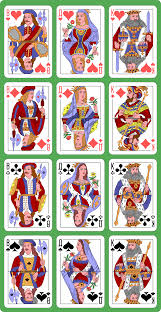 russian cards
