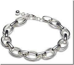 chain link bracelet silver images Mariah carey 39 s chain link bracelet for less than 50 thegloss jpg