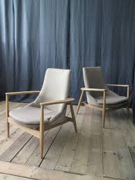 Wood Arm Chair Design Ideas Cool Mid Century Furniture Pair Of 1950 S Wooden