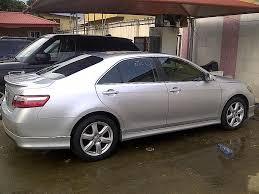 toyota 2008 price clean tokunbo 2008 toyota camry se price n2 8m autos