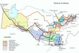 Tajikistan Map 2 4 Tajikistan Railway Assessment Logistics Capacity Assessment