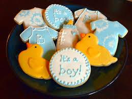 baby shower cookies baby shower cookies boy