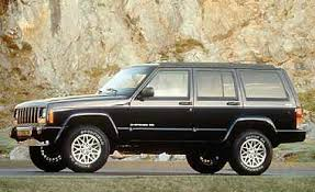 1996 jeep cherokee pictures history value research news
